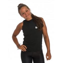 Débardeur ouvert femme noir small NS pour CrossFiteuse by NORTHERN SPIRIT