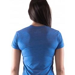 T-Shirt Femme Bleu NS pour Athlète - NORTHERN SPIRIT