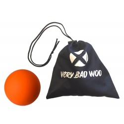Lacrosse Ball Orange pour Athlète by VERY BAD WOD