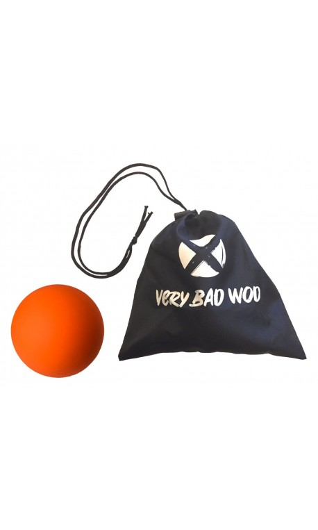 Lacrosse Balls Orange pour Athlète by VERY BAD WOD