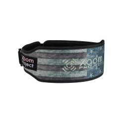Ceinture de force multicolor USA FLAG pour athlète by XOOM PROJECT