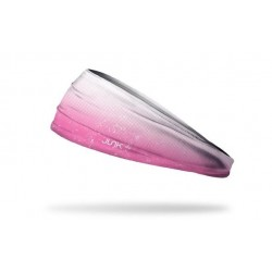 Pink workout elastic headband BUBBLEGUM - JUNK