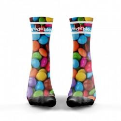 Chaussettes Multicolor Cheat Day V2 pour Athlète - WODABLE