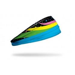 Bandeau   Multicolore COSMIC UNICORN   pour athlète by JUNK