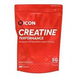 Créatine  FRUIT PUNCH - 540 Gr CREATINE PERFORMANCE  pour athlète by ICON