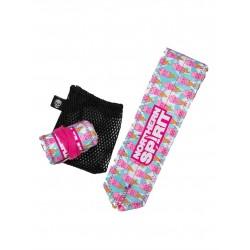 Bande de poignet Wrist Wraps multicolore ICE CREAM CONE  pour athlète by NORTHERN SPIRIT