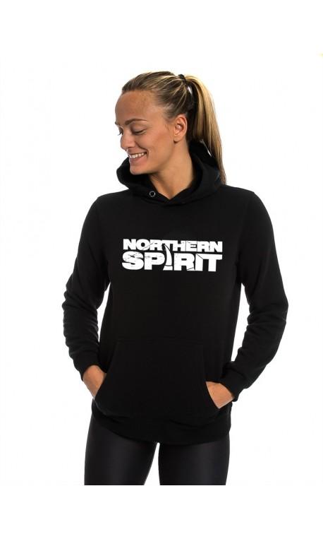 Sweat à capuche Femme Noir Northern Spirit NORTHERN SPIRIT