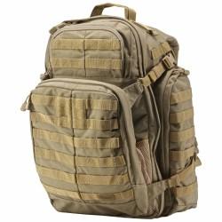 5.11 Sac à dos entraînement Sandstone (Grès) RUSH72™ - 55L
