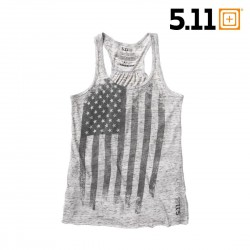 Training tank grey DUSTED GLORY for women - 5.11 TACTICAL