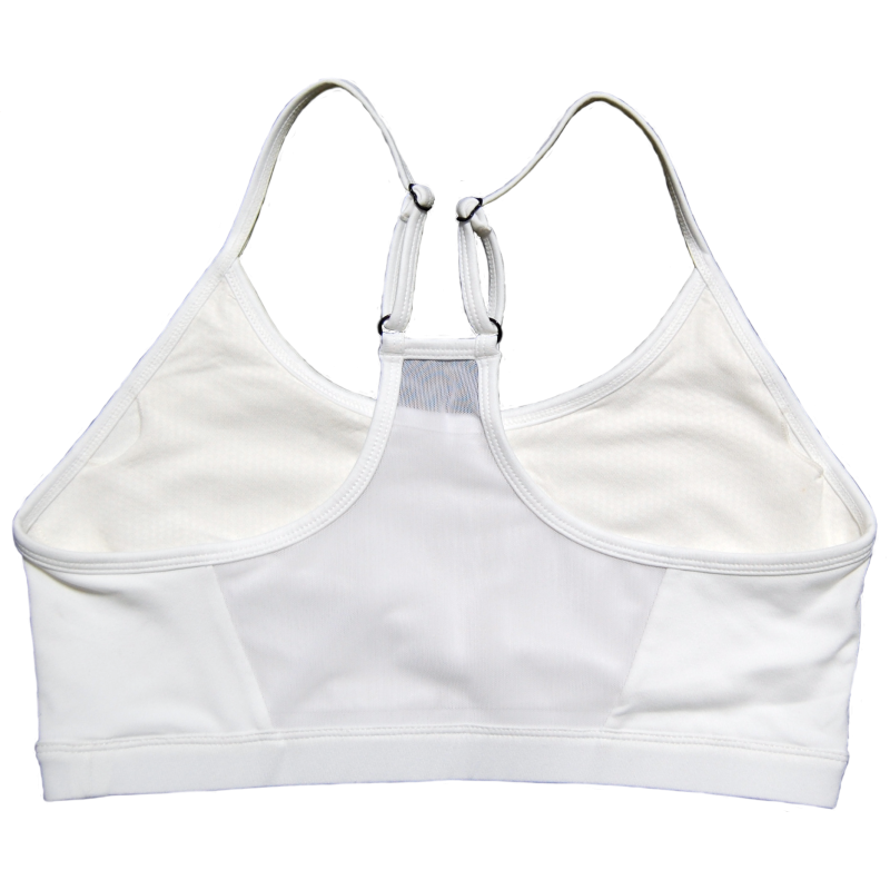 ... SAVAGE BARBELL Brassière entraînement femme Blanc CLASSIC WHITE ... db2fc91e4a4