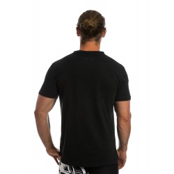 T-shirt black XMAS for men - NORTHERN SPIRIT