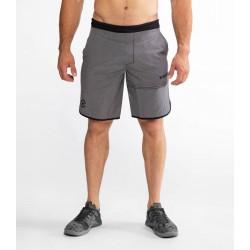 Short Homme gris ST5 - VELOCITY  pour athlète by VIRUS