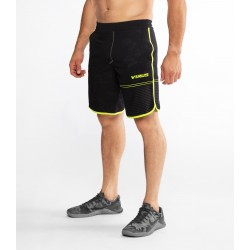 Short Homme Black camo / lime punch ST5 - VELOCITY  pour athlète by VIRUS PERFORMANCE