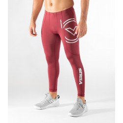 Legging Homme Baie foncée RX7-V3 STAY COOL  pour athlète by VIRUS PERFORMANCE