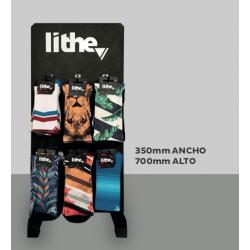 Présentoir à chaussettes petit pour Athlètes by LITHE