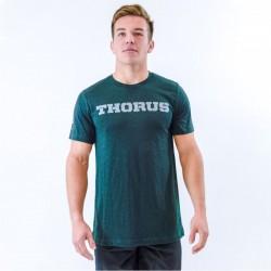 T-shirt homme vert emeraude Classic  pour athlète by THORUS