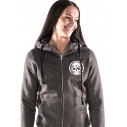 Sweat Grey SKULL women – NORTHERN SPIRIT