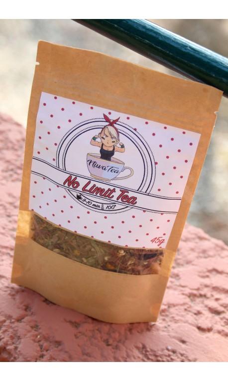 No limit Tea pour Athlète - NIWA TEA