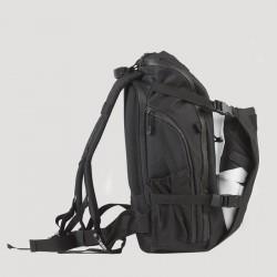 Sac de sport noir Tactical Backpack 40 L pour Athlète by PICSIL