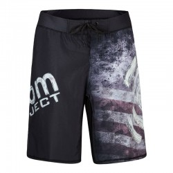 Training Ultra Light short black USA FLAG for men - XOOM PROJECT