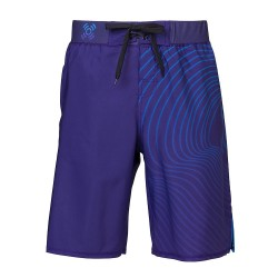 Short homme ultra léger bleu WAVES pour athlète by XOOM PROJECT