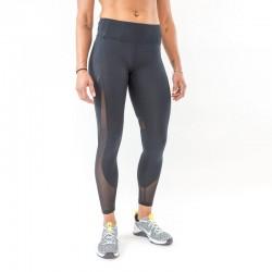 Training legging Black MESH for women - THORUS WEAR
