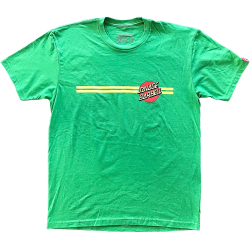Tee-Shirt homme vert RETRO SAVAGE KELLY GREEN pour athlète by SAVAGE BARBELL