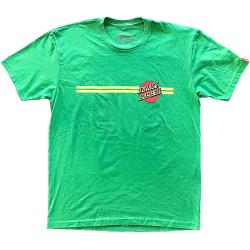 Tee-Shirt homme vert RETRO SAVAGE SAVAGE BARBELL