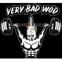 T-Shirt  entraînement Homme Noir VBW by VERY BAD WOD
