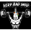 T-Shirt entraînement Homme Noir UNICORN SOLDIER by VERY BAD WOD