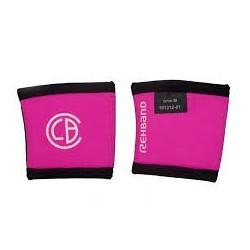 Unisex Elastic Wrist Wraps Pink - REHBAND