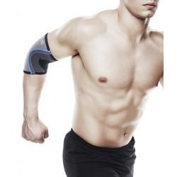 Elbow sleeves grey - REHBAND