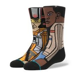 Multicolor Kid workout Socks THE RESISTANCE 2 - STANCE