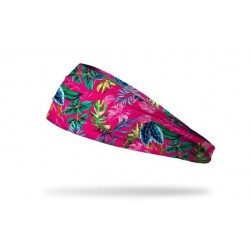 Multicolor workout elastic headband ISLAND ROMANCE - JUNK