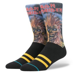 Multicolor workout Socks IRON MAIDEN - STANCE