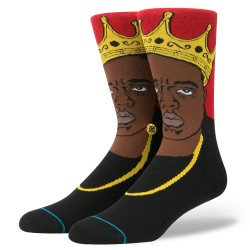 Chaussettes multicolor NOTORIOUS BIG STANCE