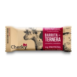 Beef protein bar (beetroot & cranberries) - CHERKY