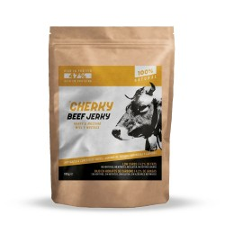 Beef protein bag (honey & mustard) 30 Gr - CHERKY
