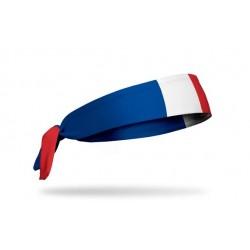 Bandeau à nouer Multicolore FRANCE FLAG pour athlète by JUNK