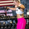 Training legging pink ATOMIC RASPBERRY for women - SAVAGE BARBELL