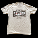 T-shirt 2018 TEAM SAVAGE BARBELL for men - SAVAGE BARBELL