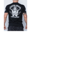 T-shirt black SUICIDE SQUAD for men - SAVAGE BARBELL