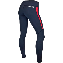 Legging femme BLACK WIDOW pour athlète by SAVAGE BARBELL