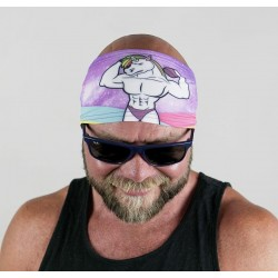 Multicolor workout headband AMERICAN BAND - WODABLE