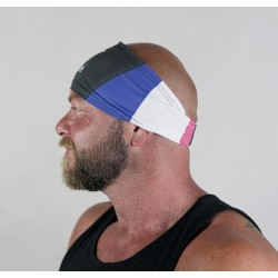 Multicolor workout headband France - WODABLE