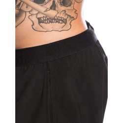 Short Homme speed noir SMALL SKULL pour Athlète by NORTHERN SPIRIT