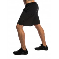 Training short speed black SMALL SKULL for men - NORTHERN SPIRIT