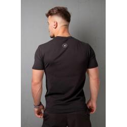 T-Shirt Homme Noir NASTY CREW II pour Athlète - NASTY LIFESTYLE