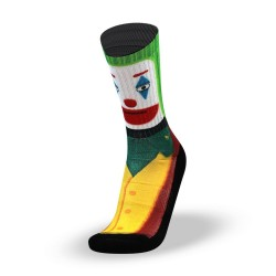 Chaussettes multicolore JOKER pour athlète by LITHE APPAREL