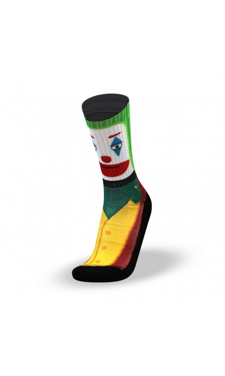 Multicolor workout socks JOKER - LITHE APPAREL
